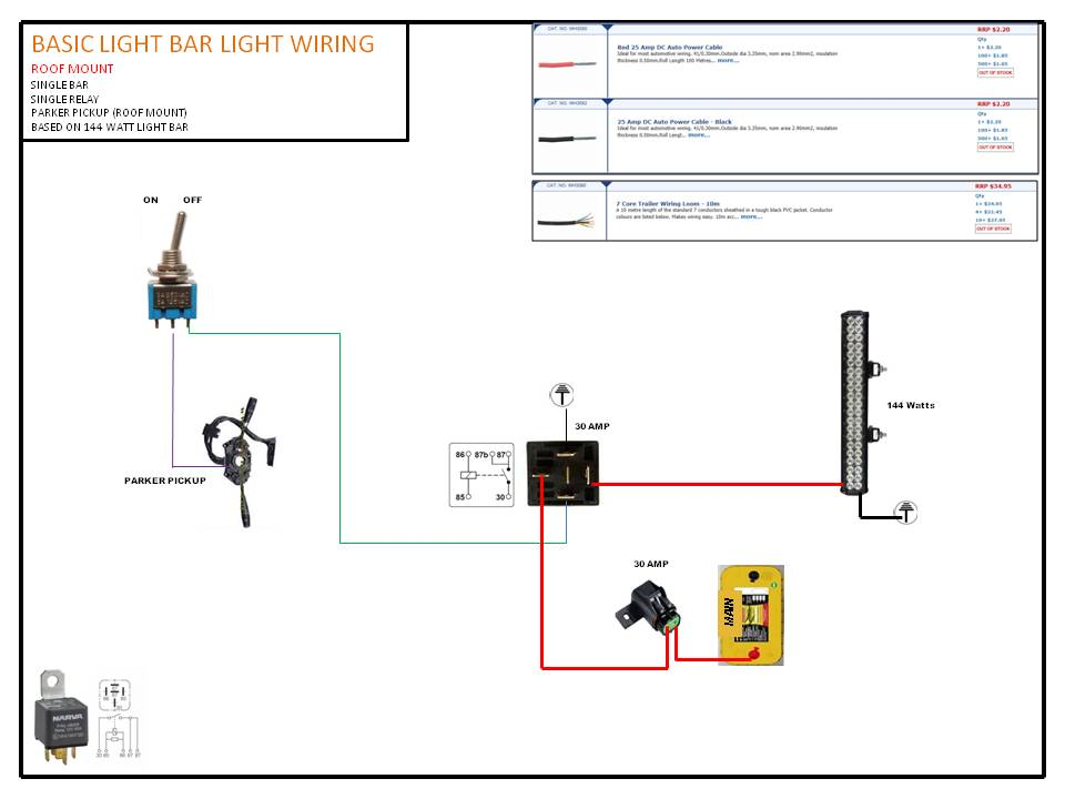 Wiring Diagrams - The Navara Forum on