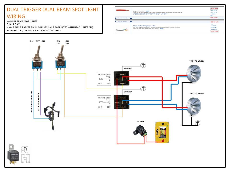 wiring driving lights to high beam free download